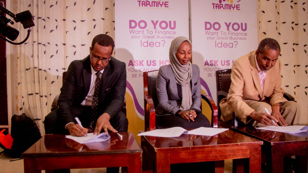 Tarmiye Fund — $1,000,000 For Somali Entrepreneurs In The Next Five Years.